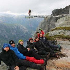 Dream Walker Dream Jump Norwegia Kjerag 03